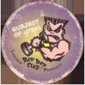 Bad Boy Club > Licensed Bad Boy Club Products Subject-Of-Steel.
