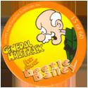 Beetle Bailey and Blondie 15-Beetle-Bailey---General-Halftrack.