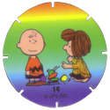 Brilliant Frogs Limited Edition Series 1 014-Peanuts---Charlie-Brown-and-Peppermint-Patty.
