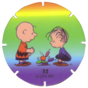 Brilliant Frogs Limited Edition Series 1 032-Peanuts---Charlie-Brown-and-Linus-van-Pelt.