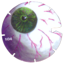 Brilliant Frogs Limited Edition Series 1 104-Eyeball.