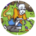 Brilliant Frogs Limited Edition Series 1 118-Camp-Poison---Skeleton.