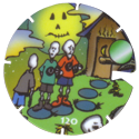 Brilliant Frogs Limited Edition Series 1 120-Camp-Poison---Skeletons-and-Moon.