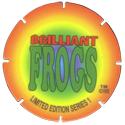 Brilliant Frogs Limited Edition Series 1 Back---Blue-to-green-to-red-to-orange.