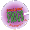 Brilliant Frogs Limited Edition Series 1 Back---Purple-to-white-with-notch.