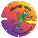 Brilliant Frogs Limited Edition Series 1 Back---frog-Purple-to-orange-with-notch.