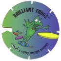 Brilliant Frogs Limited Edition Series 1 Back---frog-blue-to-green-with-notch-(2).