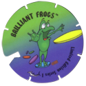 Brilliant Frogs Limited Edition Series 1 Back---frog-blue-to-green-with-notch.