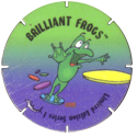 Brilliant Frogs Limited Edition Series 1 Back---frog-blue-to-green.