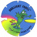 Brilliant Frogs Limited Edition Series 1 Back---frog-green-to-yellow-to-purple-to-blue-with-notch.