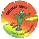 Brilliant Frogs Limited Edition Series 1 Back---frog-green-to-yellow-to-red-with-notch.