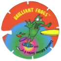 Brilliant Frogs Limited Edition Series 1 Back---frog-multicoloured-to-red-with-notch.
