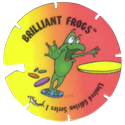 Brilliant Frogs Limited Edition Series 1 Back---frog-yellow-to-red-with-notch.