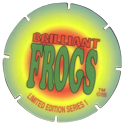 Brilliant Frogs Limited Edition Series 1 Back---red-to-yellow-to-green.