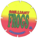Brilliant Frogs Limited Edition Series 1 Back---yellow-to-red.