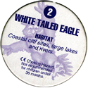 Cadbury Birds of Prey Flip-em's 02-White-Tailed-Eagle-(back).