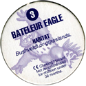 Cadbury Birds of Prey Flip-em's 03-Bateleur-Eagle-(back).