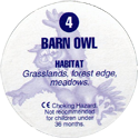 Cadbury Birds of Prey Flip-em's 04-Barn-Owl-(back).