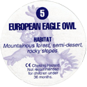 Cadbury Birds of Prey Flip-em's 05-European-Eagle-Owl-(back).