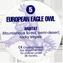 Cadbury Birds of Prey Flip-em's 05-European-Eagle-Owl-(back).