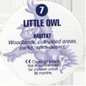 Cadbury Birds of Prey Flip-em's 07-Little-Owl-(back).