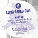 Cadbury Birds of Prey Flip-em's 09-Long-Eared-Owl-(back).