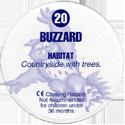 Cadbury Birds of Prey Flip-em's 20-Buzzard-(back).