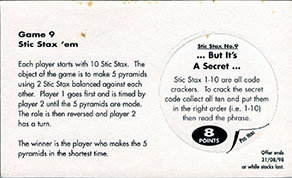 Cheestrings Stic Stax 09-Code-Cracker-Back.