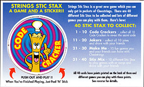 Cheestrings Stic Stax 09-Code-Cracker.