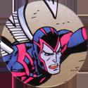 Chef Boyardee X-Men Hero Caps 1-Archangel.