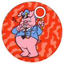 Collector Caps 019-Police-Pig.