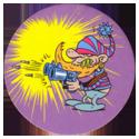 Collector Caps 035-Garry-the-Gun.