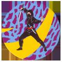 Collector Caps 051-Black-Ninja-I.