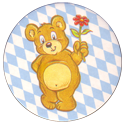Collector Caps 065-Flower-Bear.
