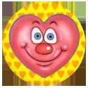 Collector Caps 108-Happy-Heart.