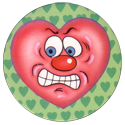 Collector Caps 110-Angry-Heart.