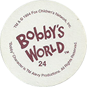 Cookie Crisp Back-Bobby's-World.