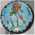 Darkball Monsters 13-Karie.