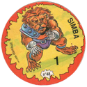 Darkball Monsters 48-Simba-(red-surround).