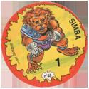 Darkball Monsters 48-Simba-(red-surround).