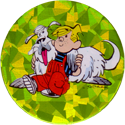 Dennis the Menace Collector Milkcaps Let's-Be-Friends---Dennis-Mitchell-and-Ruff.