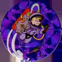 Dennis the Menace Collector Milkcaps Make-Believe---Spaceman.