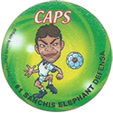 Diario AS > Real Madrid Caps 47-#1-Sanchis-Elephant-Defensa.