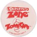 Discovery Zone Back.