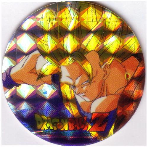 DiskJack Dragonball Z