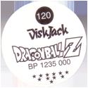 DiskJack Dragonball Z Back-(11-stars).