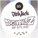 DiskJack Dragonball Z Back-(7-stars).