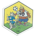 Doeltreffers EK '96 14-Italië---Rusland.