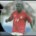 FIFA World Cup Alemania 2006 007-Gerald-Asamoah-(Alemania).