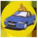 Ford Dummies Escort-Cabriolet.